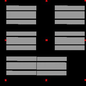 Sitzplan 6x6m
