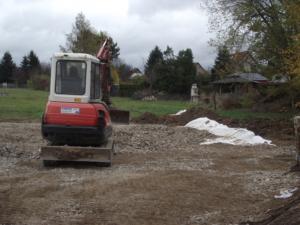 Bau Tipiplatz